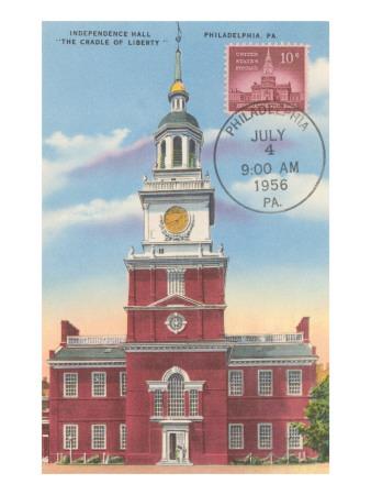 Independence Hall, Philadelphia, Pennsylvania Prints