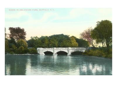 Delaware Park, Buffalo, New York Prints