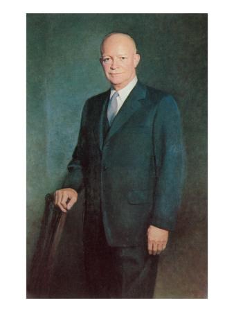 Dwight D. Eisenhower Prints