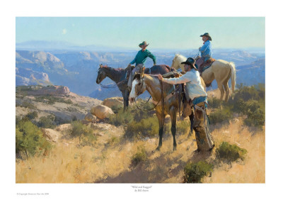 Wild & Rugged Prints by Bill Anton
