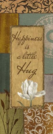 Happiness is Little Hug Prints by John Spaeth