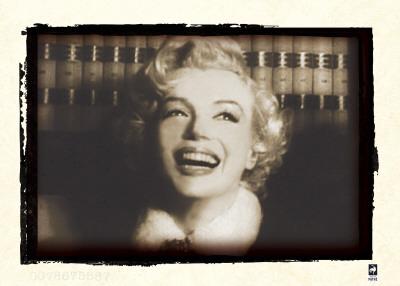Marilyn Monroe Retrospective II Print by  British Pathe
