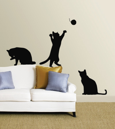 Cats Wall Decal