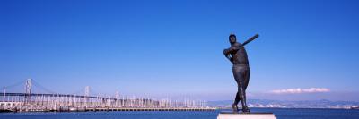 San Francisco Bay, Bay Bridge, San Francisco, California, USA Photographic Print