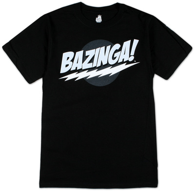 Big Bang Theory - Bazinga! Camiseta