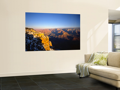 Inner Gorge From Yaki Point, Grand Canyon National Park, Arizona, USA Wall Mural by Bernard Friel