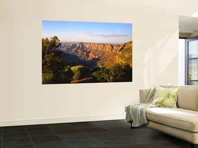 View From Navajo Point of Marble Canyon, Grand Canyon National Park, Arizona, USA Wall Mural by Bernard Friel