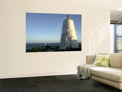 'Pepperpot' Tower, Maritime Navigation Marker Wall Mural by Doug McKinlay