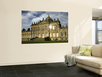 Castle Howard, North Yorkshire Moors Wall Mural by Doug McKinlay