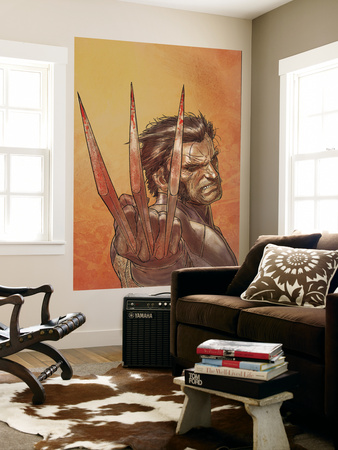 Wolverine Weapon X #1 Cover: Wolverine Wall Mural