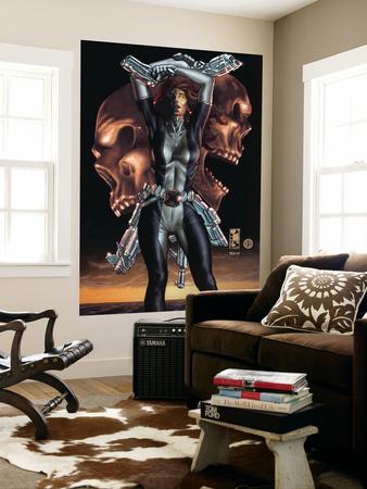 Dark X-Men No.3 Cover: Mystique Wall Mural by Simone Bianchi