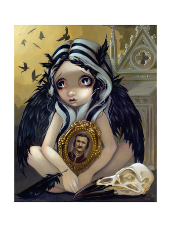 Nevermore Prints by Jasmine Becket-Griffith