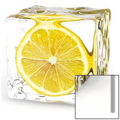 Iced Lemon Plakat