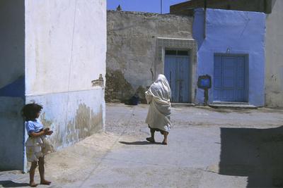 El Djem Tunisia Photographic Print by Charles Bowman