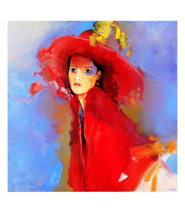 Belle de Carnaval Prints by Max Laigneau