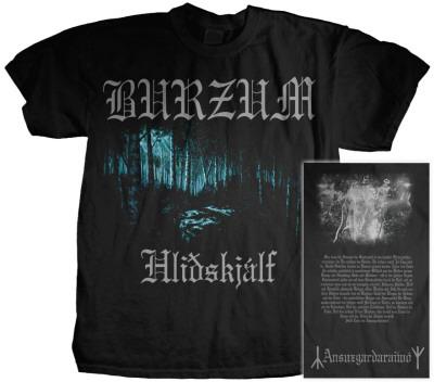 Burzum - Hlidskjalf T-shirts