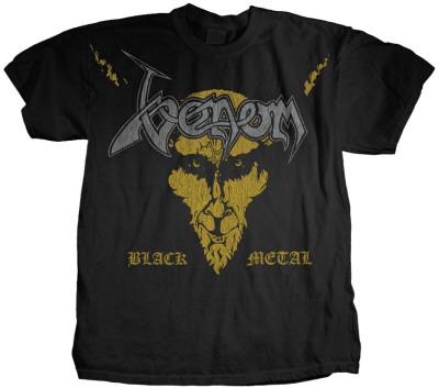 Venom - Black Metal T-Shirts