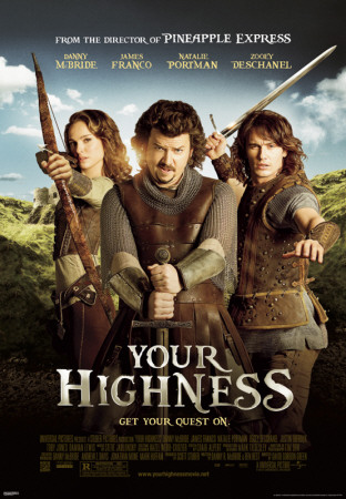 Your Highness (One Sheet) Photo