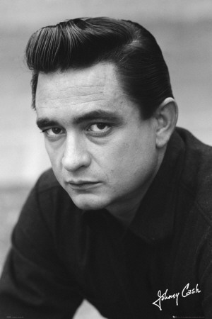 Johnny Cash- Signature Poster