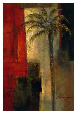 Hot Tropics Prints by Christine Stewart
