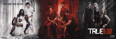 True Blood Prints