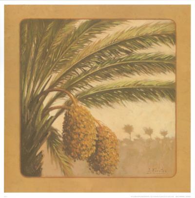 Palmtree Art by Javier Fuentes
