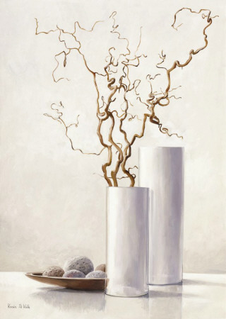 Willow Twigs II Posters by Karin Valk