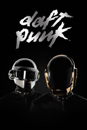 Daft punk prints for Daft punk mural