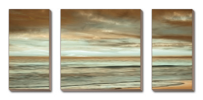 The Surf Canvas Art Set