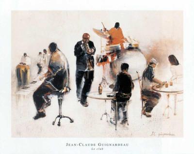 Le Club Art by Jean-Claude Guignardeau