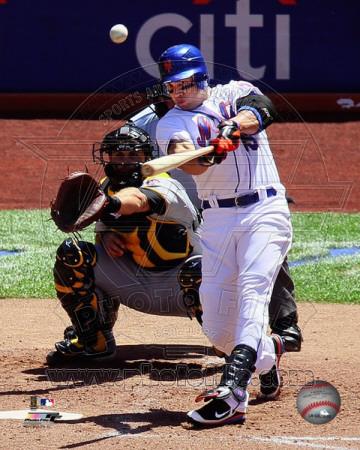 Carlos Beltran 2011 Action Photo