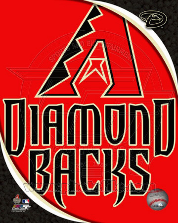 2011 Arizona DBacks Team Logo Photo