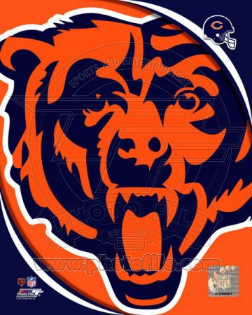 NFL Chicago Bears 2011 Logo Photo