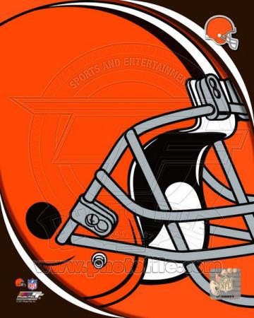 Cleveland Browns 2011 Logo Photo
