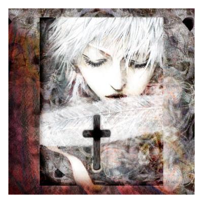Lucifer Giclee Print by Meiya Y