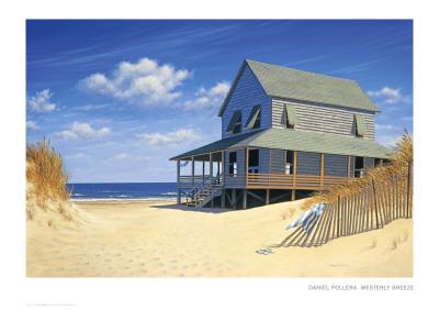 Westerly Breeze Prints by Daniel Pollera