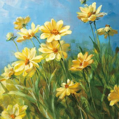 Summer Field I Prints by Danhui Nai
