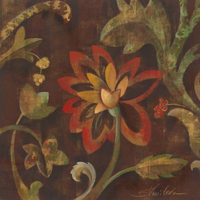 Composition on Umber I Prints by Silvia Vassileva