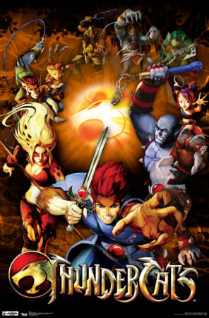 Thundercats on Thundercats   Group Posters En Allposters Com Mx