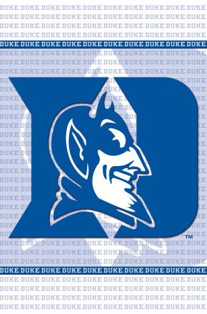 Duke University Plakat