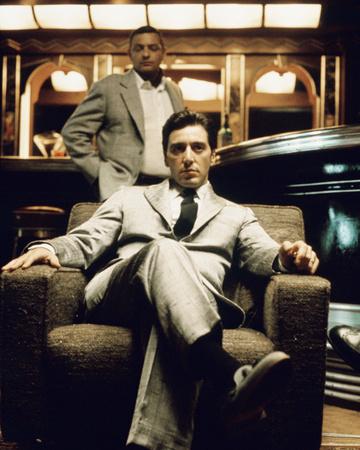 Al Pacino - The Godfather: Part II Photo
