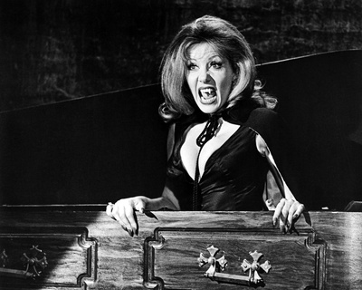 Ingrid Pitt - The House That Dripped Blood Foto