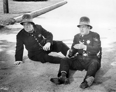 Abbott and Costello Meet the Keystone Kops Photographie