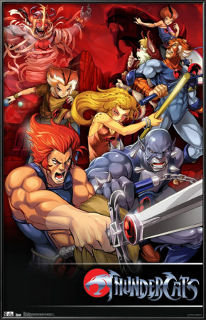 Thundercats on Thundercats   Classic P  Sters Na Allposters Com Br