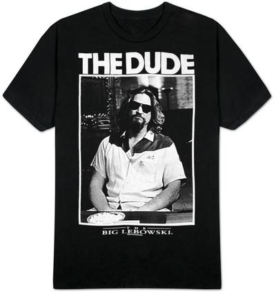 The Big Lebowski- The Dude T-Shirts