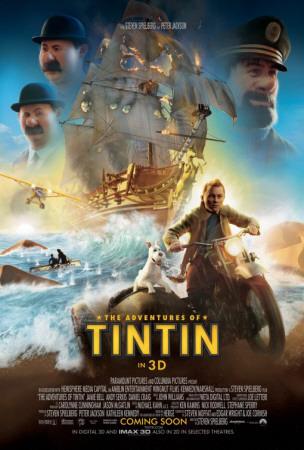The Adventures of Tintin Láminas