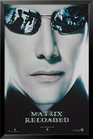 The Matrix Reloaded Print