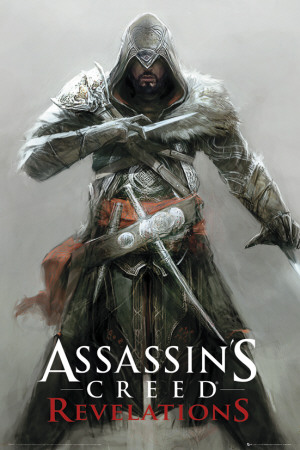 Assassins Creed-Fight Poster