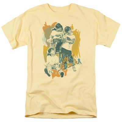 Punky Brewster - Tri-Punky T-shirts