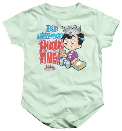 Infant: Archie Comics - Snack Time Infant Onesie